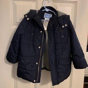 Jacadi Puffer Coat